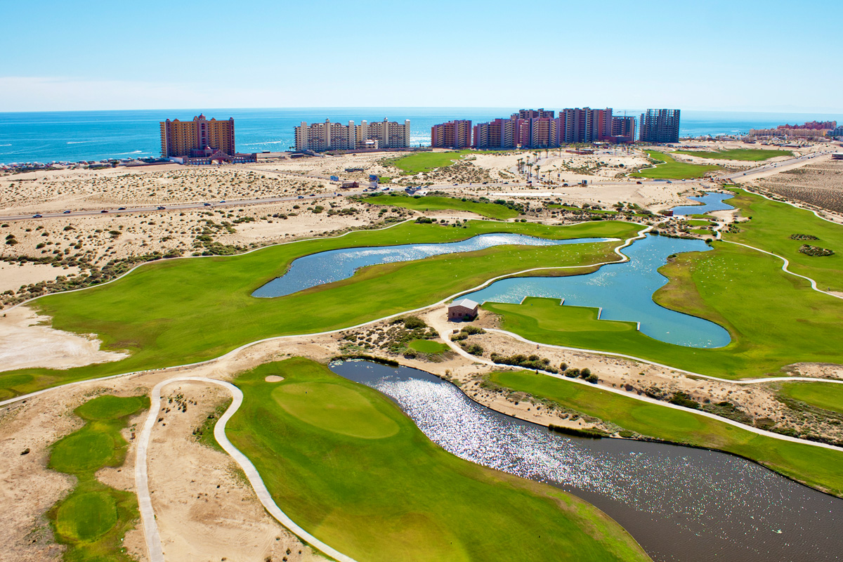The Links  Las Palomas Beach  Golf Resort