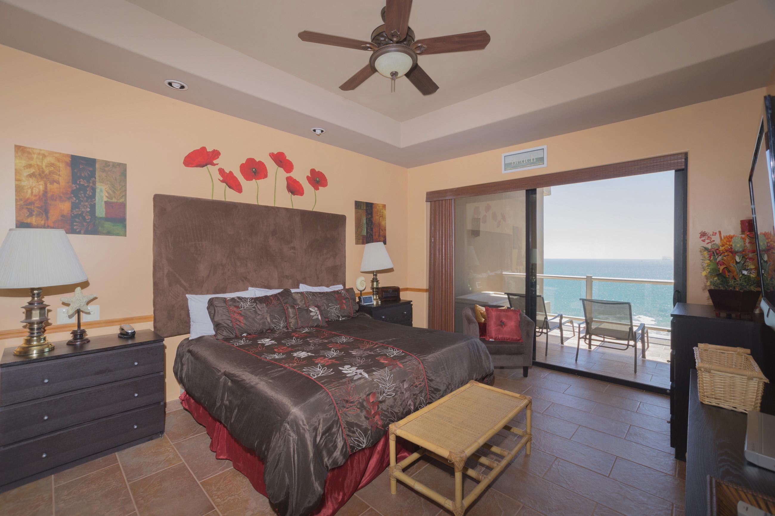 bedroom condo las palomas beach golf resort