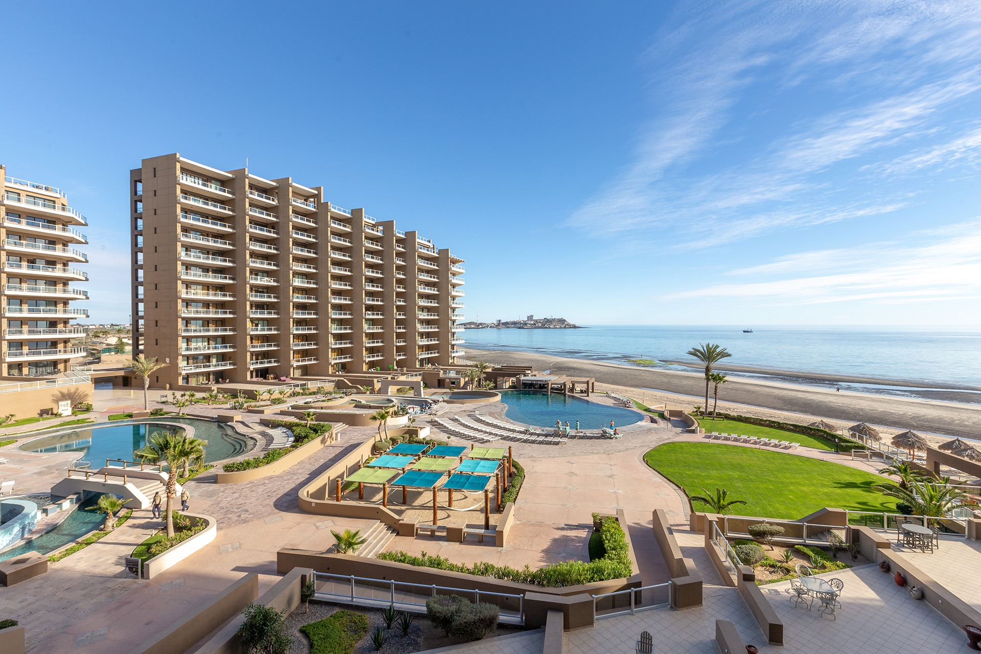 Summer vacations  Las Palomas Beach and Golf Hotel  Resort
